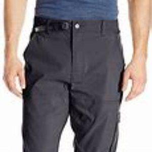 Prana Breathe Hiking Travel Pants XL